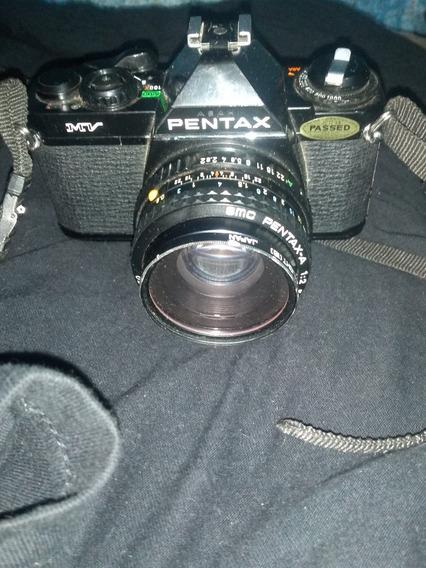 Camara Fotográfica Pentax Auto 110