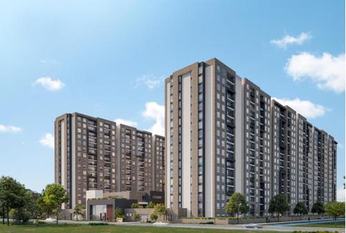 Imagen 1 de 14 de Apartamento Proyecto Cerezo Hacienda El Otoño Lagos De Torca