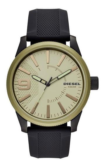 Relógio Diesel Masculino Original Aço Dz1875/8pn
