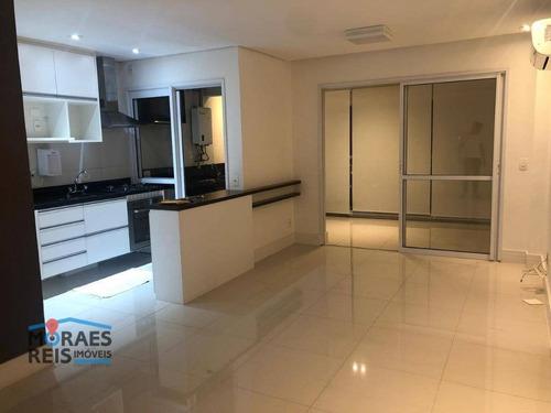 Apartamento À Venda, 74 M² Por R$ 930.000,00 - Brooklin - São Paulo/sp - Ap15826