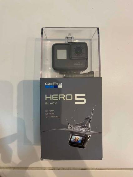 Gopro Hero 5 Black + Cartão + Acessórios