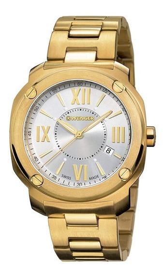 Reloj Wenger Color Oro