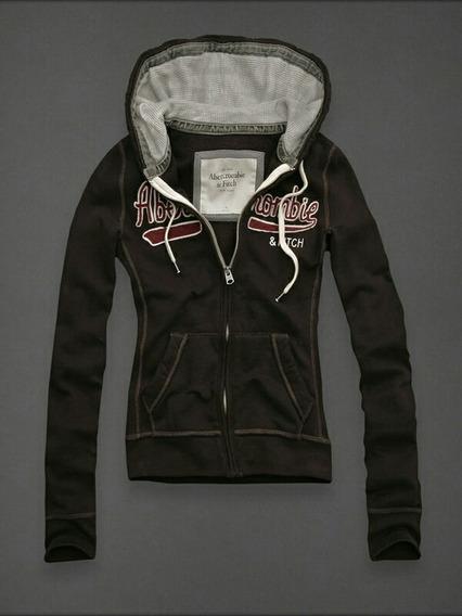 Sweaters Con Cierre Abercrombie Hollister