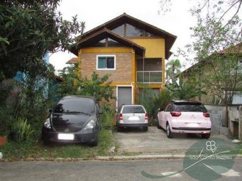 Casa Com 3 Dormitórios À Venda, 568 M² Por R$ 750.000,00 - Granja Viana - Cotia/sp - Ca0582