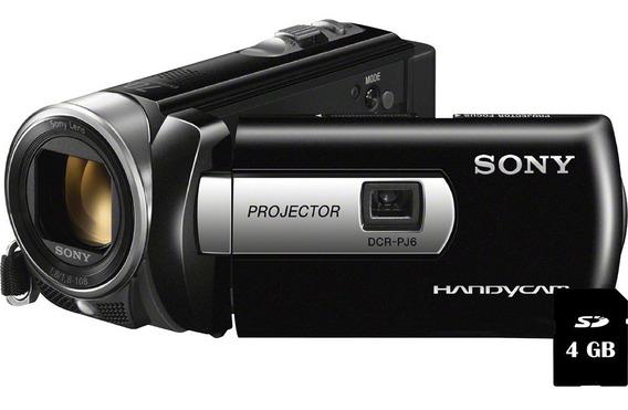 Filmadora Sony Dcr-pj6 Standard Zoom 70x | Vitrine