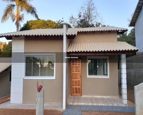 Vendo Casa Em Condomínio No Bairro Arcozelo Em Paty Do Alferes - Rj - Ca00035 - 67801616