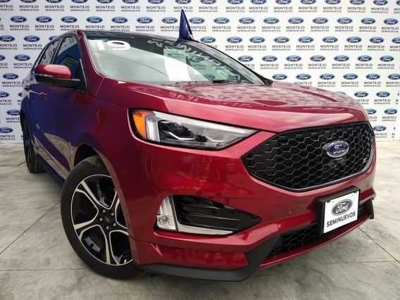 Hermosa Ford Edge St 2019