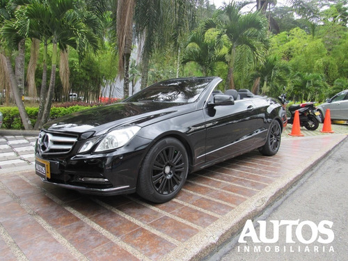 Mercedes Benz E 200 Cgi Cabrio At Sec Cc 1800