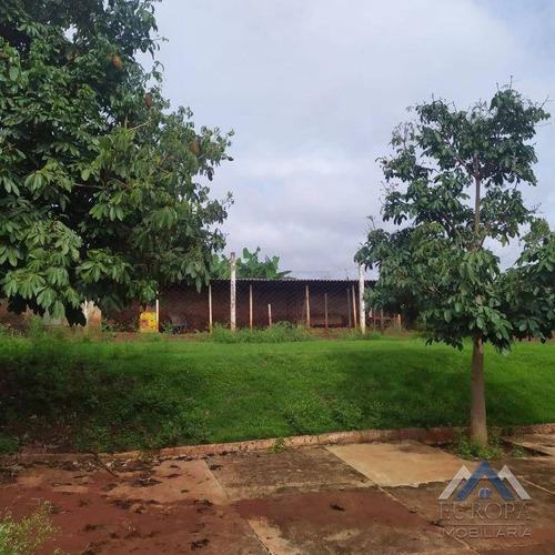 Chácara Com 2 Dormitórios À Venda, 10010 M² Por R$ 768.000,00 - Dom Pedro I - Londrina/pr - Ch0159
