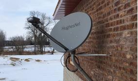 Antena Hughesnet Banda Ka Band. Internet Via Satelite
