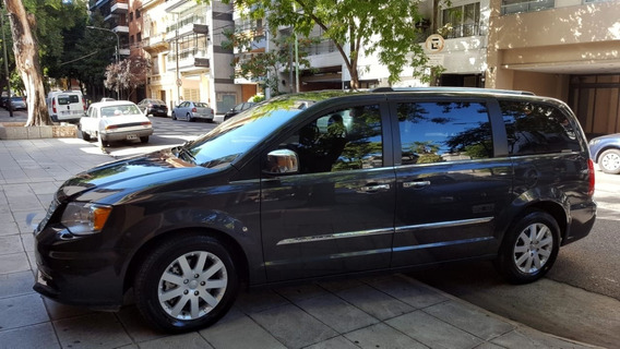 Chrysler Town & Country 2013 3.6 Limited Atx Primer Dueño