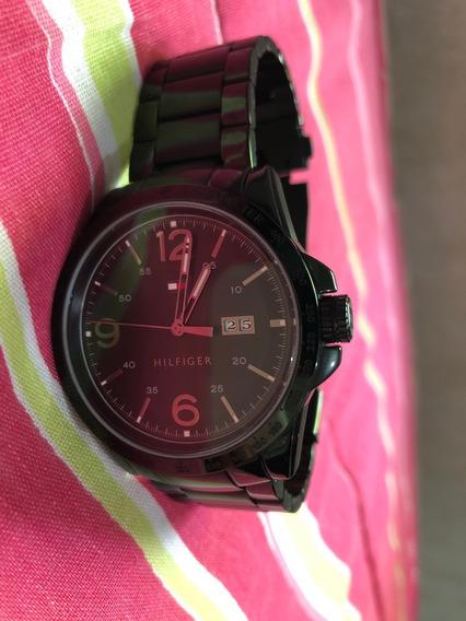 Relógio Tommy Hilfiger Preto