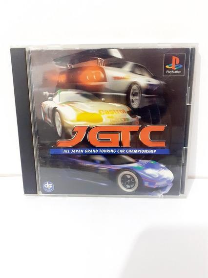 Jgtc Mal Japan Grand Touring Car Championship Ps1 Original
