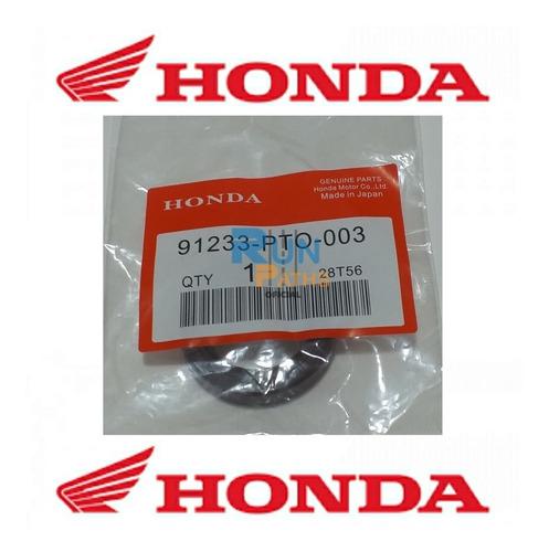 Estopera De Eje  Balanceador Honda Accord 92/02 27x40x8