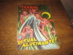 Terror Negro Nº 98 Maio/1957 La Selva Original