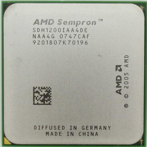 Processador Amd Sempron Le 1200 2.1ghz - Funcionando 100%