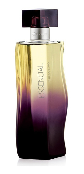 Deo Parfum Natura Essencial Exclusivo 100ml - Original