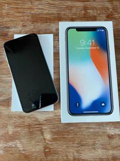 iPhone X 256 Gb Inteiraço