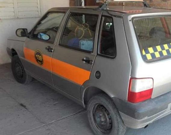 Fiat Uno 1.3 Cargo Fire 2011