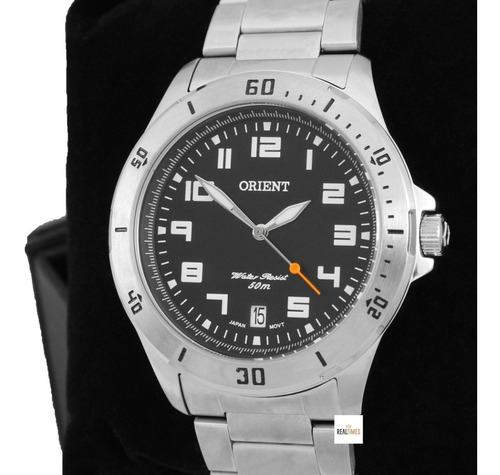 Imagem 1 de 6 de Relógio Orient Masculino - Mbss1155a P2sx