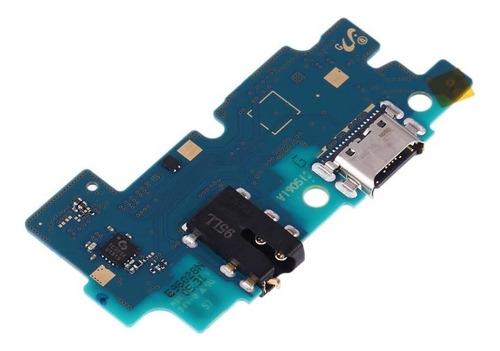 Imagem 1 de 8 de Conector Carga Placa Usb Microfone A50 A505f Flex Original