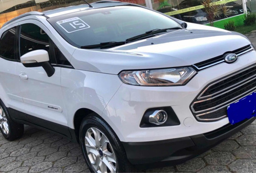 Ford Ecosport 2015 2.0 16v Titanium Flex Powershift 5p
