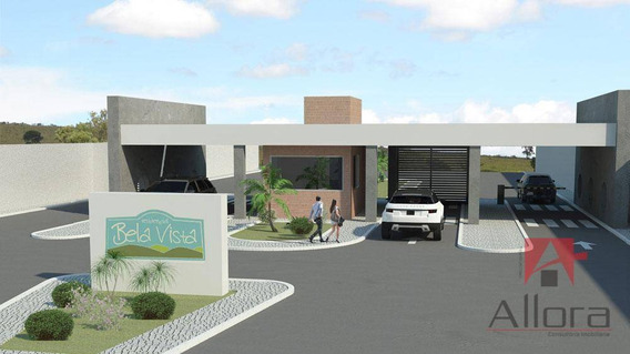 Terreno Em Condomínio De Chácaras - Residencial Bela Vista - Te0561