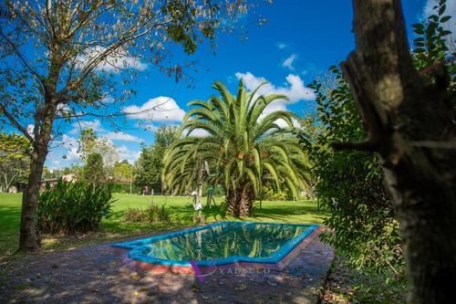 Oportunidad Casa Con Piscina En San Vicente