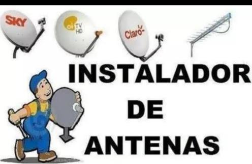 Imagem 1 de 2 de Instalação De Aparelhos Alternativos E Antena Digital