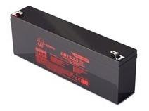 Kit 2 Bateria Selada 12v 2,3ah Global Gb12-2,3 Recarregável