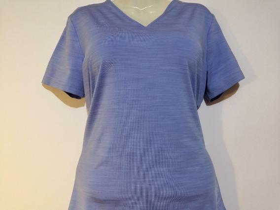 Blusa adidas Golf Collarless Cd3996 Para Dama