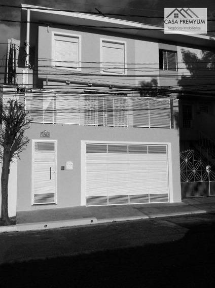 Casa Residencial À Venda, Planalto Paulista, São Paulo. - Ca0202