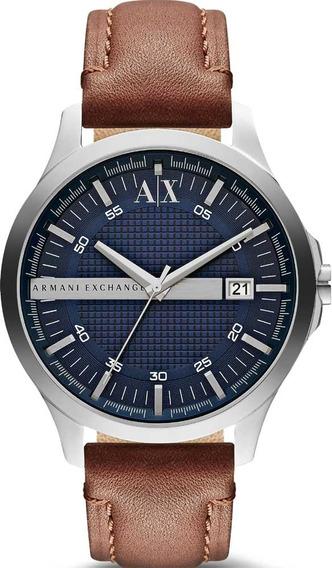 Relógio Armani Exchange Masculino Ax2133/0an Original Nfe