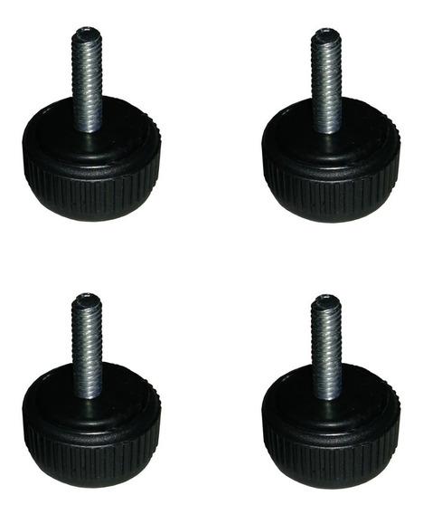 4 Parafusos De Estante Partitura Rmv Base Easy Lock - Longo