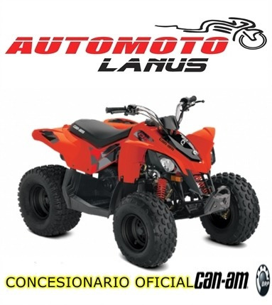 Can Am Ds 90 0km 2019 Automoto Lanus