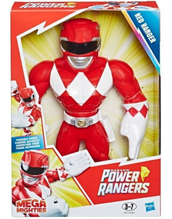 Power Rangers Mega Mighties Hasbro E5869 Educando Full