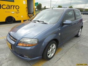 Chevrolet Aveo Gti Limited Mt 1600cc 3p Aa Ct