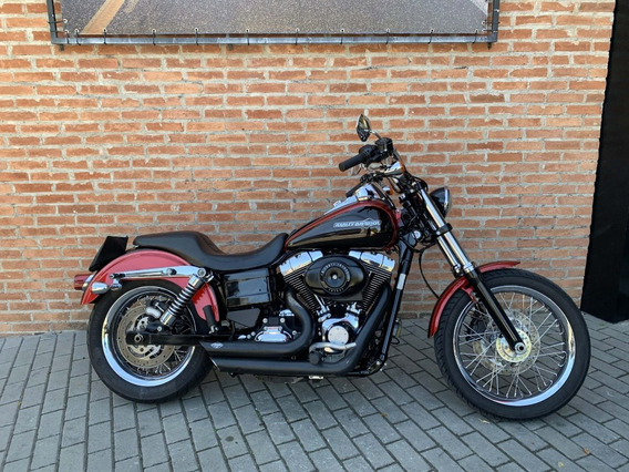 Harley Davidson Dyna Super Glide Custom 2013