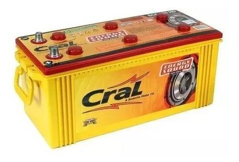 Bateria Energy Som Cral 150amperes