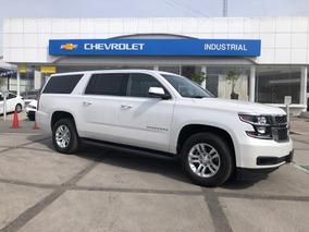 Chevrolet Suburban 5.4 Lt Piel Banca At
