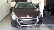 Peugeot 208 Active Okm 2018 Plan Adjudicado Anticipo Cuotas