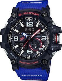 Relógio Casio G Shock Gg Mudmaster Gg1000tlc-1a