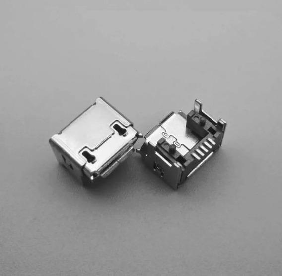 Conector Micro Usb Carga De Caixa De Som Jbl Charge 3 1und