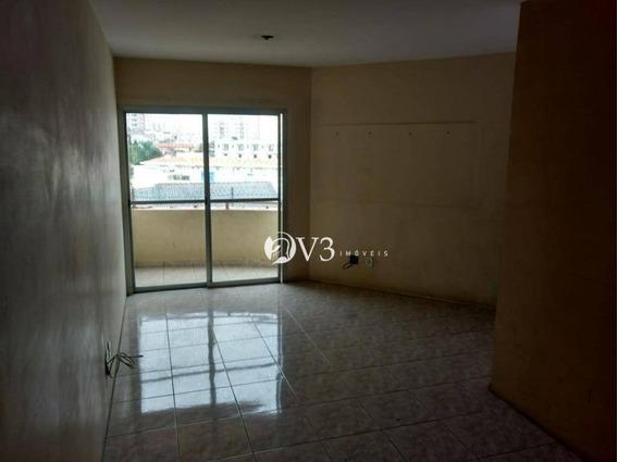 Apartamento Com 2 Dormitórios À Venda, 66 M² Por R$ 250.000,00 - Vila Matilde - São Paulo/sp - Ap0078