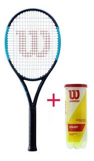 Raquete De Tênis Wilson Ultra 100 Countervail + Corda