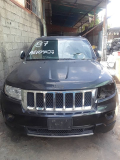 Repuestos Para Camioneta Jeep Grand Cherokee Año 2012