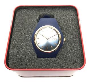 Reloj Mujer Dama Knock Out 8470 Silicona Goma Colores
