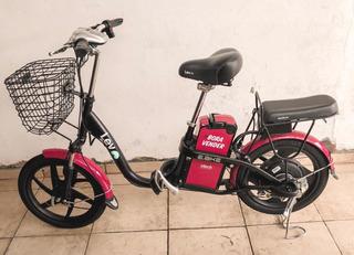 Bicicleta Bike Elétrica Lev Bora Vender Nunca Usada Exclusiv