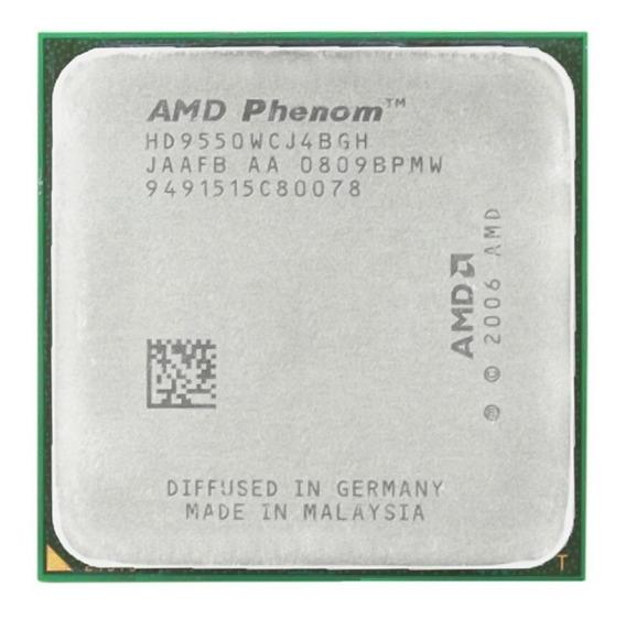 Amd Phenom X4 9550 Cpu Processador Quad-core (2.2 Ghz/2 M/95