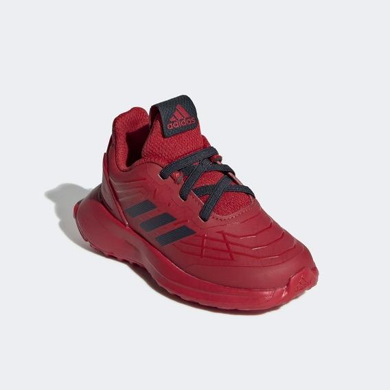 Zapatillas adidas Rapidarun Spider-man El I Para Niños Mgvi
